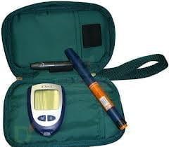 Термо-пенал для шприц-ручек и инсулина (с гелевым пакетом), 18 х 10 см. купить в Москве, цена на сайте - ДиаМарка