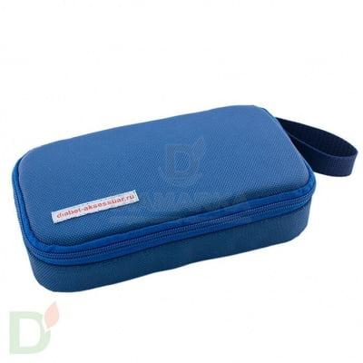 Термопенал Синий с 2-мя аккумуляторами холода купить в Москве, цена на сайте - ДиаМарка